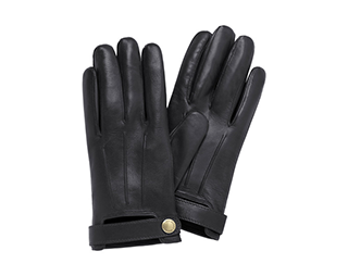 Ribbed Cuff Glove