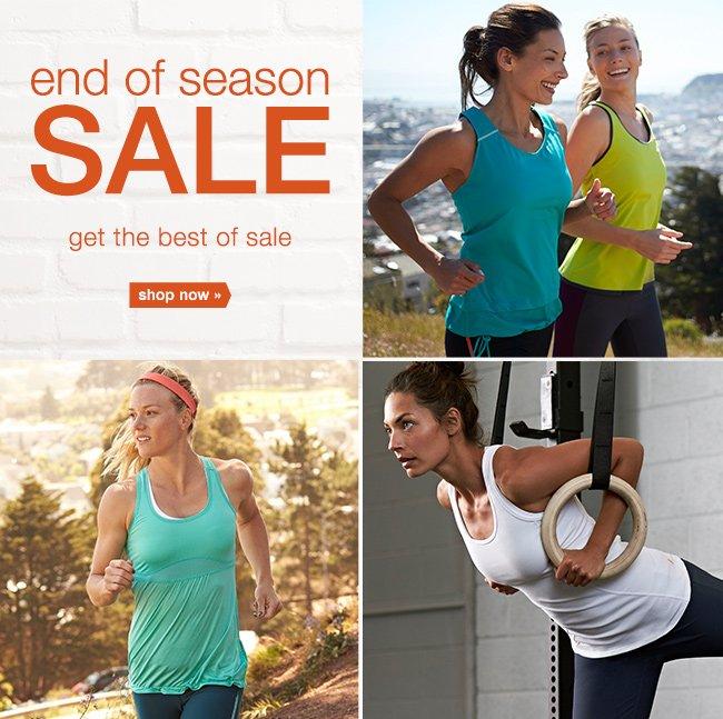 Best of Season Sale. Shop now
