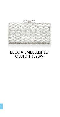 BECCA CLUTCH