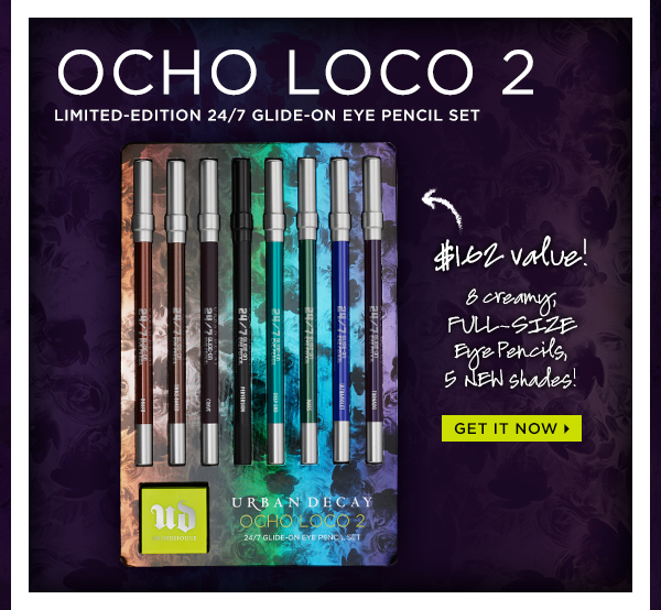 Ocho Loco 2 - $162 Value! Get It Now >
