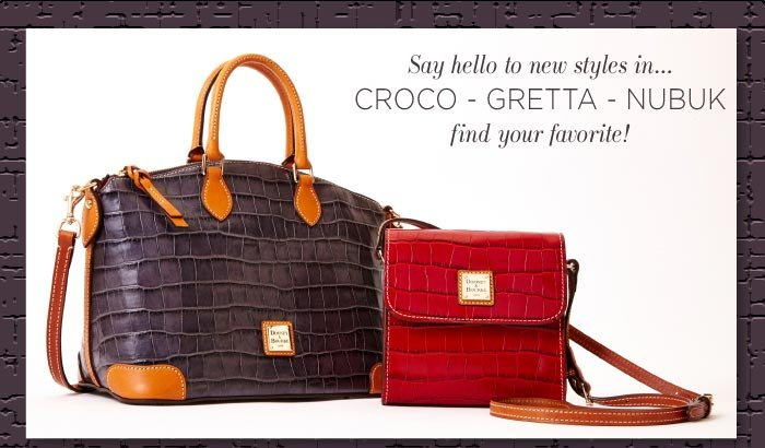 Say hello to new styles in Croco, Gretta and Nubuk find your favorite!
