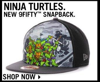 Shop Ninja Turtles 9FIFTY Snapback