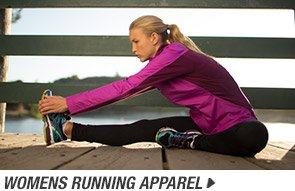 Shop Womens Running Apparel - Promo B