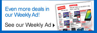 Even  more deals in our Weekly Ad!  See our Weekly Ad.