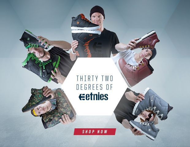 etnies ThirtyTwo collection