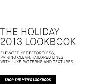 Shop The Men's Holiday Lookbook