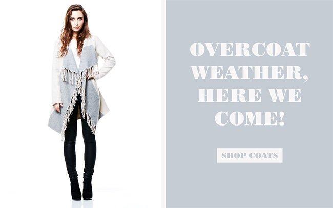 Coats | Shop Now