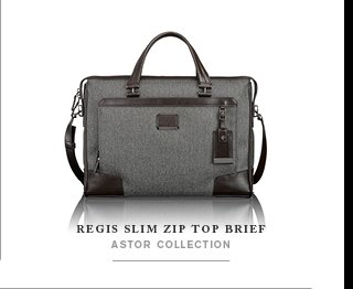 Astor Collection - Shop Regis Slim Zip Top Brief