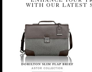 Astor Collection - Shop Dorilton Slim Flap Brief