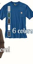 Carhartt Short Sleeve Work T-Shirt