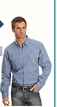 Carhartt Flame Resistant Work Shirt