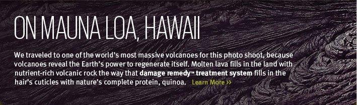 on mauna loa hawaii. learn more.