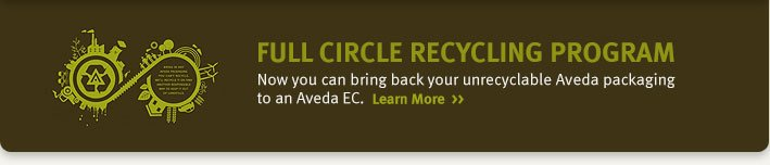 full cycle recycling program. learn more