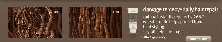 damage remedy daily hair repair. shop now.