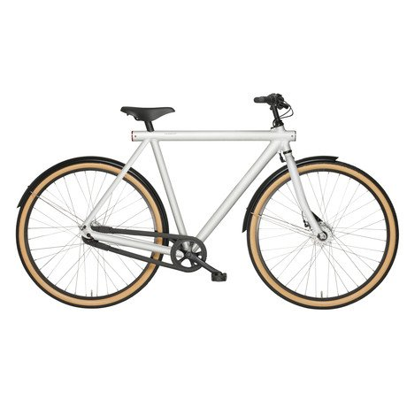 The Vanmoof 3.7 // Silver