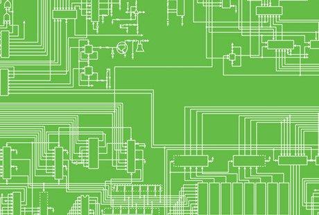 Computer Schematic Prints