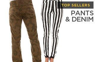 Top Selling Pants & Denim