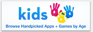 Handpicked Kids Apps & Games