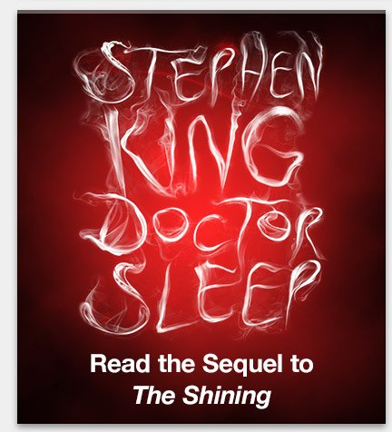 Dr. Sleep by Stephen King
