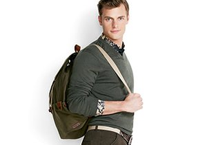 Military Hues: Army Green Accessories