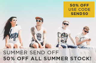 Summer Send Off Sale