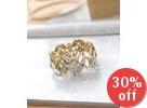 Jewel-Cut Beaded Bracelet