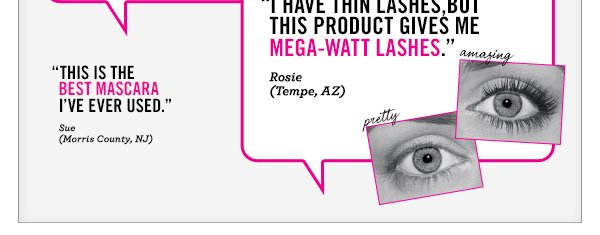 'This is the best mascara I've ever tried'
