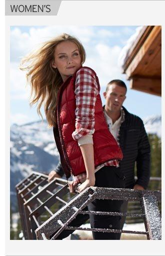 Shop Now Women's Flannel