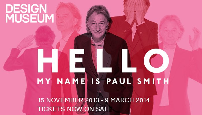 HELLO - MY NAME IS PAUL SMITH