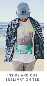 INSIDE AND OUT SUBLIMATION TEE