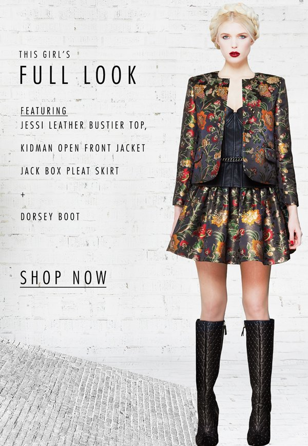 Shop the Full Look