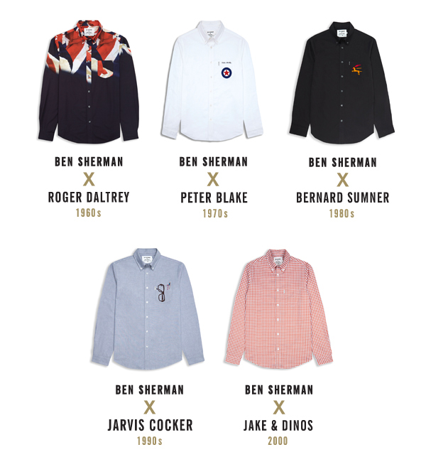 Icons Shirts