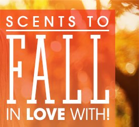 Now Online Scents To Fall In Love With! Shop Now