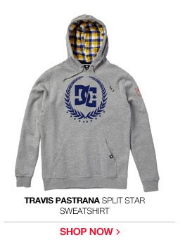 Travis Pastrana Split Star Sweatshirt - Shop Now