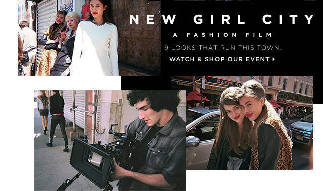 Watch & Shop Our Event