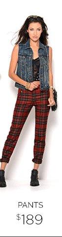 Pants $189