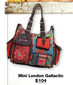 Mini London Gallactic
