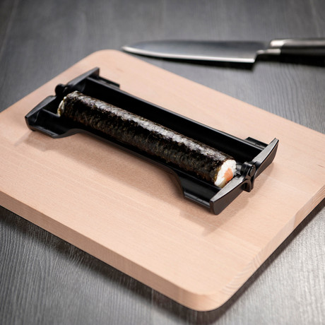 Easy Sushi Roller Set + Recipe Booklet