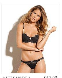 Alessandra lingerie set