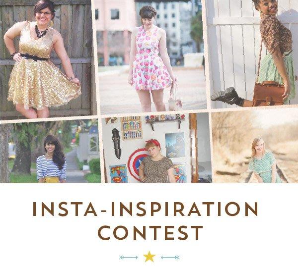 Insta-Inspiration Contest