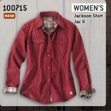 Women's Jackson Shirt Jac II