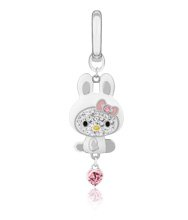 Hello Kitty Rabbit Charm