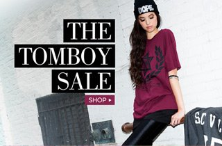 The Tomboy Sale
