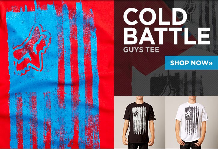 Cold Battle Guys Tee