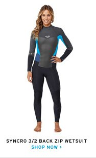 Syncro wetsuit