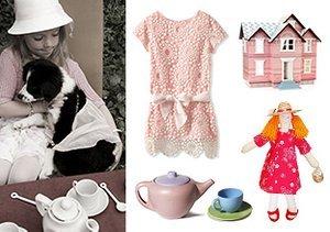 Tea Party: Dresses, Toys & More