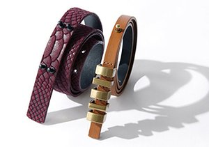 Nanette Lepore: Chic Belts