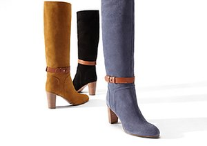 Now Trending: The Tall Boot