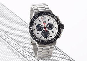 Time Tested: Watches from TAG Heuer, Versace & More