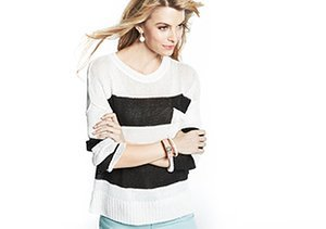 Fall Transition: Tops, Sweaters & Tees